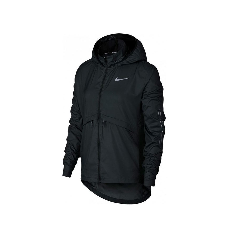 c48f3539a671 Nike Women s Essential Hooded Running Jacket