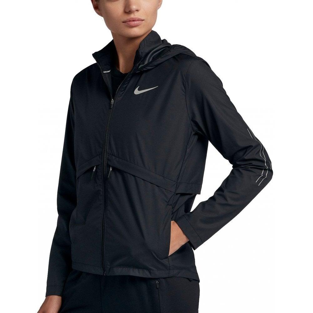 Nike Women's Essential Hooded Running