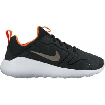 Women's Kaishi 2.0 SE Shoe Black/Orange