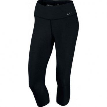 Women's Legend 2.0 TI Poly Black Capri