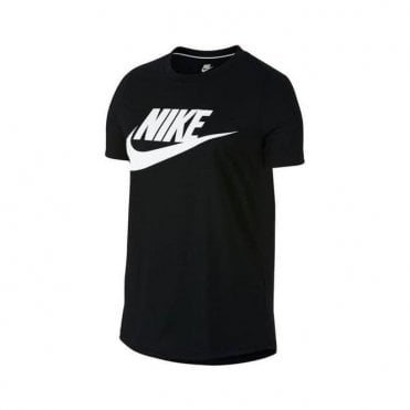 Women's Sportswear Essential T-Shirt Black