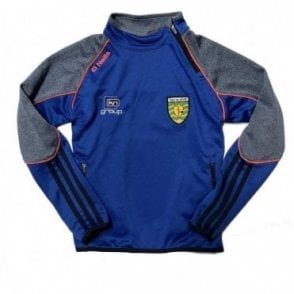 Boys Donegal Dillion 86 Side Zip Squad Top