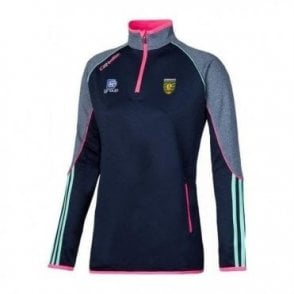 Girls Donegal GAA Dillion 30 Half Zip Squad Top
