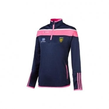 Girls Donegal Lene 122 Half Zip Top