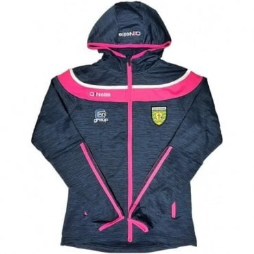 Girls Donegal Lene 21 Full Zip Top