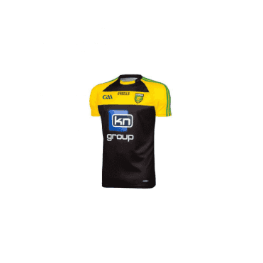 Kids Donegal GAA Jersey Black