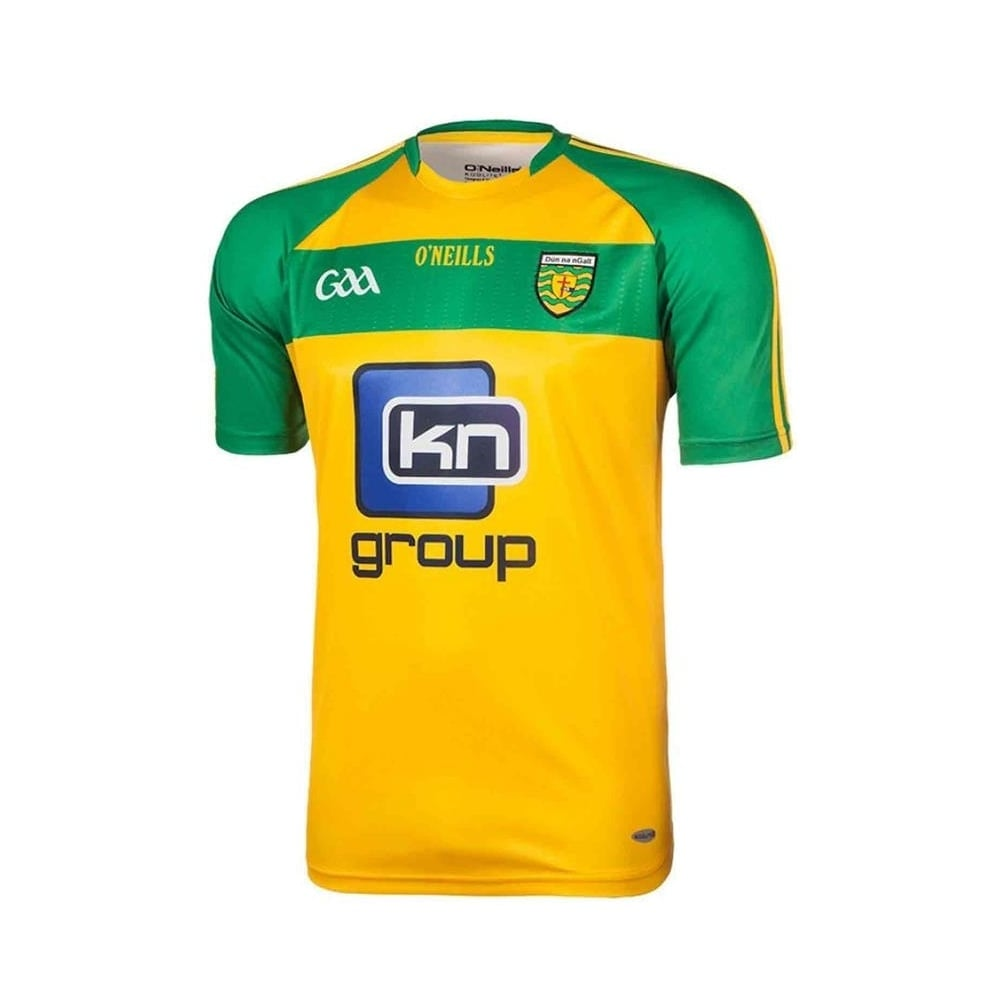 new products 2c25f 54a40 O'Neills Kids Donegal GAA Jersey