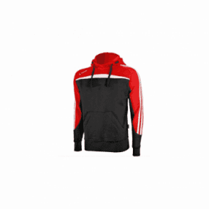 Marley Hoody Black/Red/White