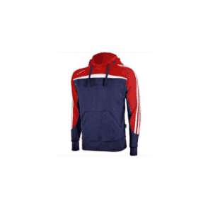 Marley Hoody Navy/Red/White