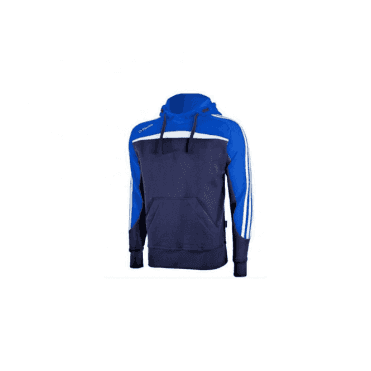 Marley Hoody Navy/Royal/White