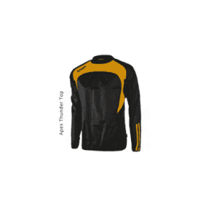 O'Neills Apex Thunder Top Black/Amber