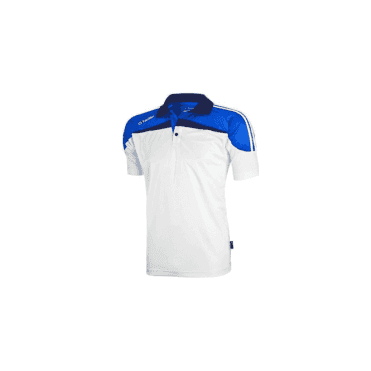O'Neills Marley Polo White/Royal/Marine