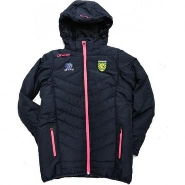 Womens Donegal Lene 72 Full Zip Padded Jacket