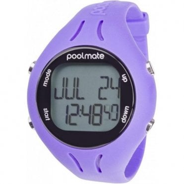 PoolMate 2 Watch Purple