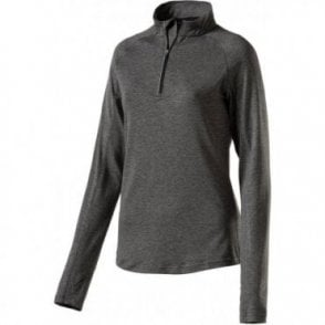 Women's Cusca Quarter Zip Grey