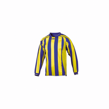 Prostar Avellino Jersey LS Royal/Yellow