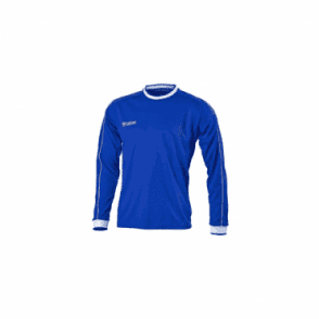 Prostar Celsius Jersey LS Royal/White