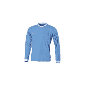 Prostar Celsius Jersey LS Sky/White