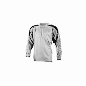 4b313b9cbe1 Prostar Goalkeeper Jersey Sliver Black