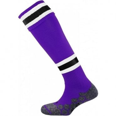 Prostar Divison Tec Sock Purple/White/Black