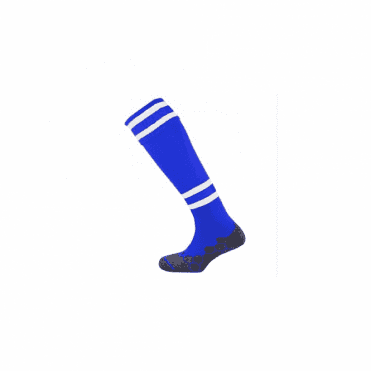 Prostar Divison Tec Sock Royal/White/Royal