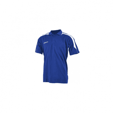 Prostar Magnetic Polo Shirt Royal Blue/White