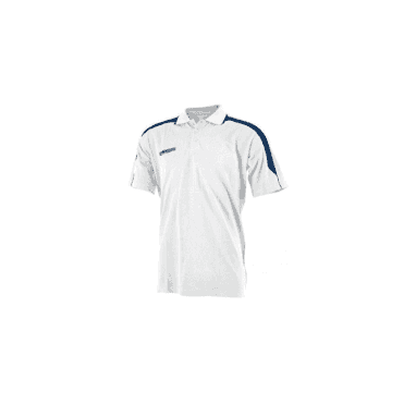 Prostar Magnetic Polo Shirt White/Navy