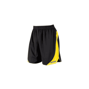 Prostar Sparta Shorts Black/Yellow