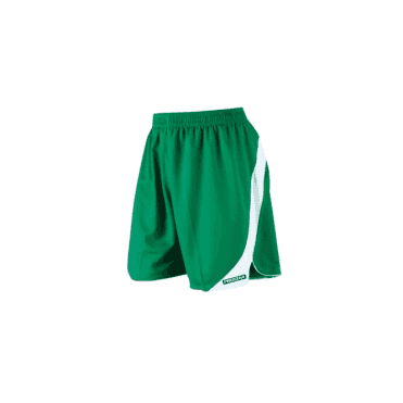 Prostar Sparta Shorts Emerald/White