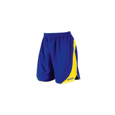 Prostar Sparta Shorts Royal/Yellow