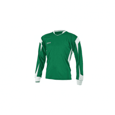 Prostar Refract Jersey LS Emerald/white