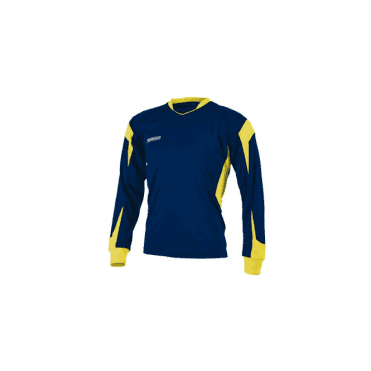 Prostar Refract Jersey LS Navy/Yellow