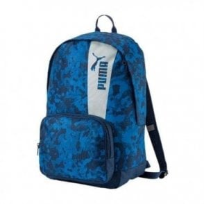 Core Style Backpack Blue