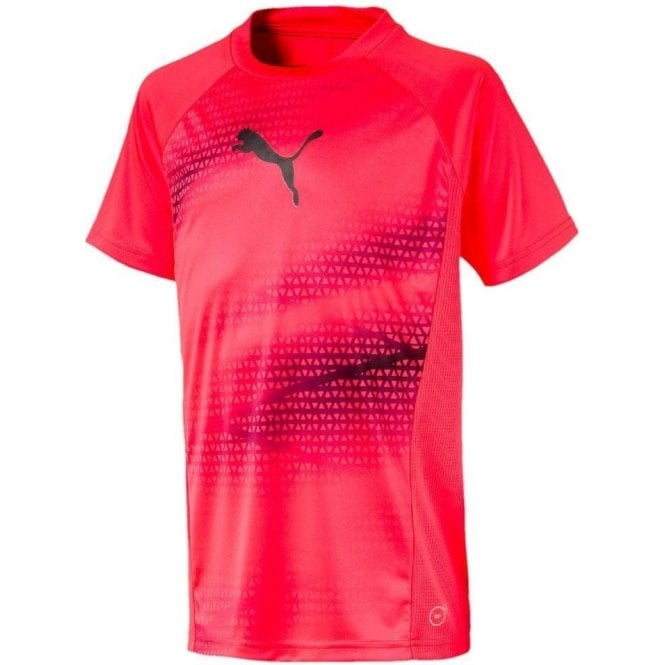 Puma evoTRG Boys Graphic Tee