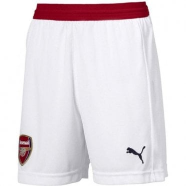 Kid's Arsenal Home Shorts 18/19