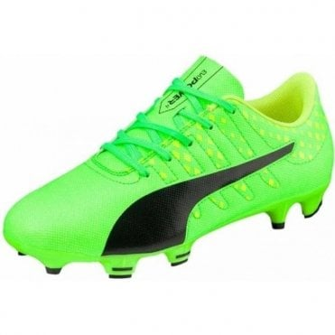 Kids Evopower Vigor 4 FG Football Boot