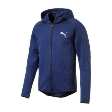 Mens Active Evostripe Ultimate FZ Hoodie