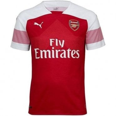 Men's Arsenal Home Jersey 18/19