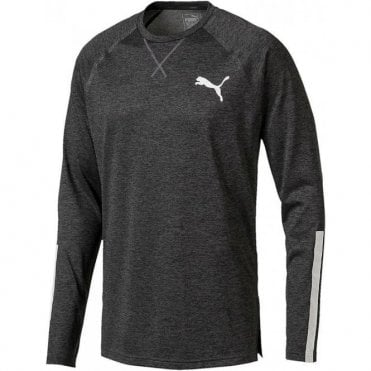 Men's Banded Tech Long Sleeve Tee