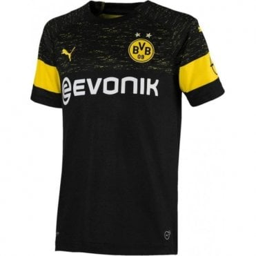 Men's Borussia Dortmund Away Jersey 18/19