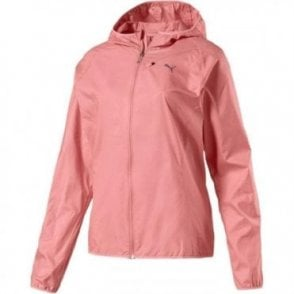 Women's Core-Run Hooded Jacket