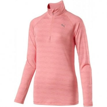 Women's Core-Run Long Sleeve Half Zip