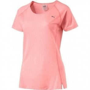 Women's Core-Run Short Sleeve Training Top