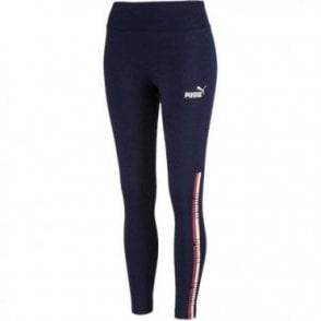 Women's Tape Leggings Navy