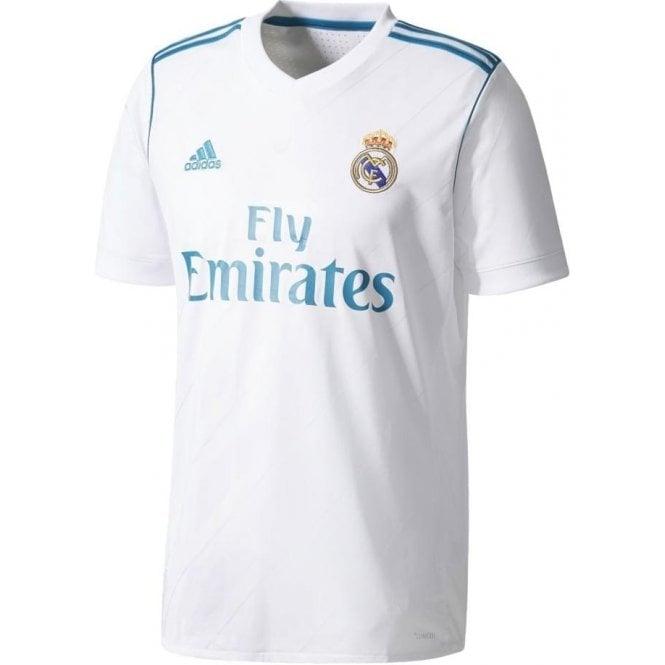 233aa65b6 Real Madrid Home Jersey 17 18