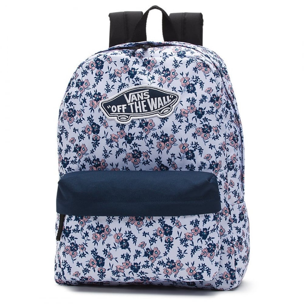 03fa29efc3 Vans Realm Flower Backpack