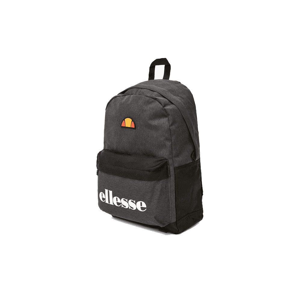 Ellesse Regent Backpack Black Charcoal  4f7ce552aae33