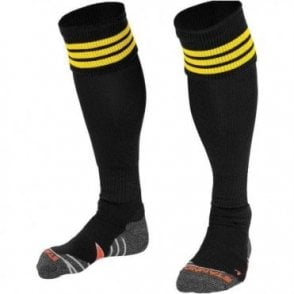 RING SOCK BLACK/YELLOW