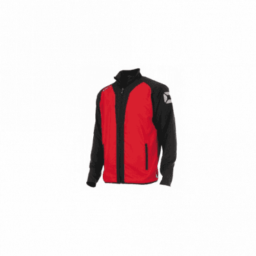 RIVA MICRO JACKET RED/BLACK (PRICE BASED ON A MINIMUM BUY OF)