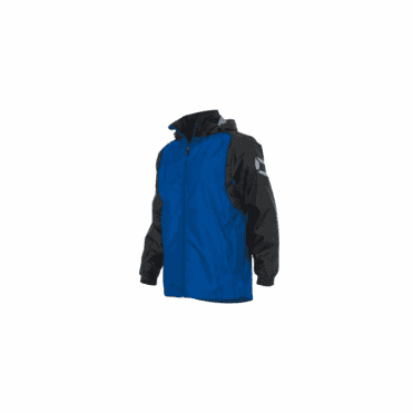 CENTRO WINDBREAKER ROYAL/BLACK (PRICE BASED ON A MINIMUM BUY OF 6 PIECES)